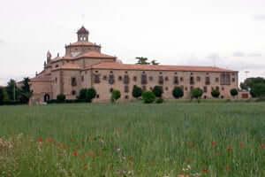 De Sant Ramon a Cervera, travessant el sud de la Segarra (Santuari De Sant Ramon)