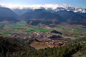Caminos de la Cerdanya, de Talló los búnkeres de Martinet y Montellà (Bellver De Cerdanya)