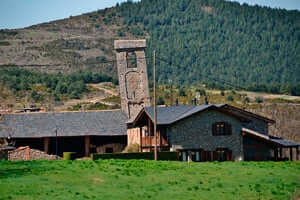 Caminos de la Cerdanya, de Talló los búnkeres de Martinet y Montellà (Santa Eugenia De Nerellà)