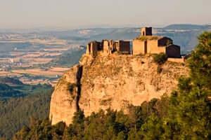 La Ribera Salada (Ribera Salada Castillo De Lladurs)