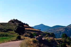 The Ribera Salada (Ribera Salada Mirador Of Sierra Seca)