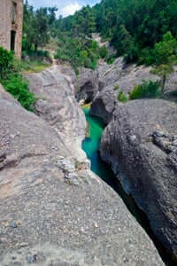 The Ribera Salada (Ribera Salada Canal Serpent)