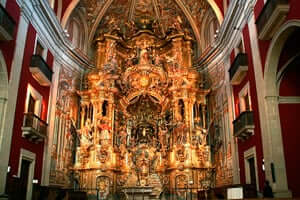 The splendor of the Baroque al Solsonès (Retablo El Milagro)