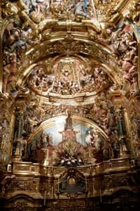 The splendor of the Baroque al Solsonès (Altarpiece of Our Ten of the Necks)