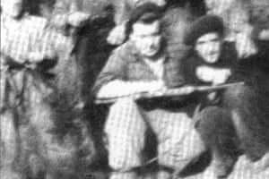 Berga durante la Guerra Civil (Marcelli Massana)