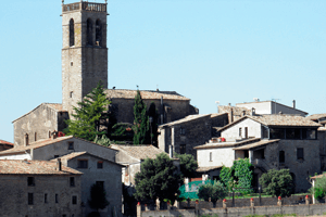 Un paseo por la historia de Sant Feliu Sasserra (Castells Sant Feliu Sasserra)