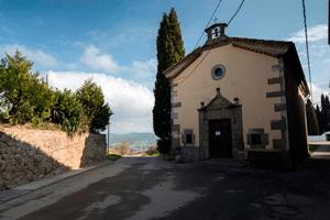 Un tomb per la història de Sant Feliu Sasserra (Ermita De Santa Magdalena Sant Feliu Sasserra)
