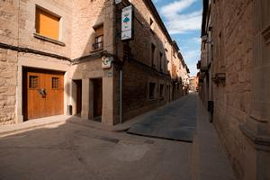 Un paseo por la historia de Sant Feliu Sasserra (Calle Mayor Sant Feliu Sasserra)