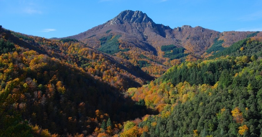 3 routes in the Montseny Natural Park