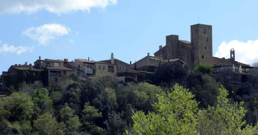 L'architecture médiévale de l'Empordà