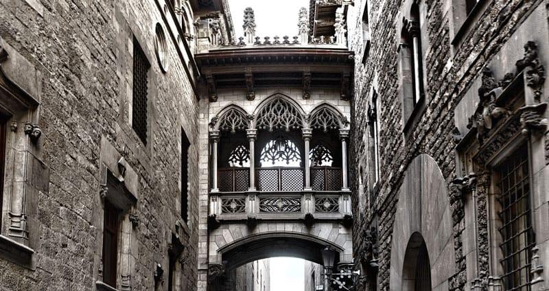 Racons amb encant de Barcelona