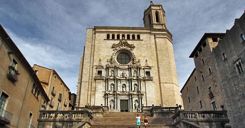 Camino de Santiago: Sarrià de Ter, Girona y Fornells de la Selva
