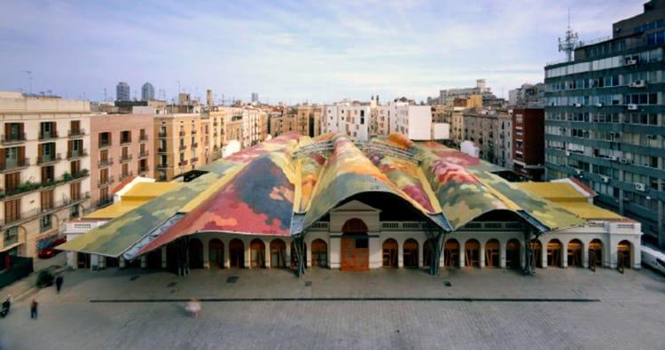 De mercat en mercat per Barcelona