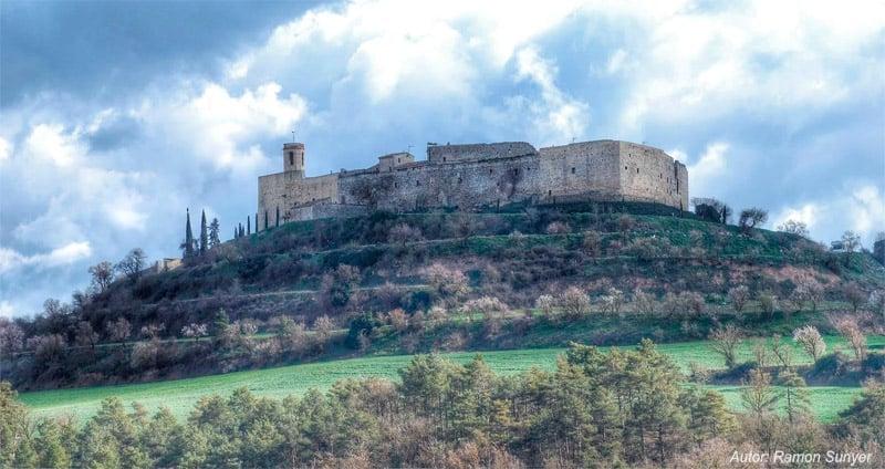 De San Ramon jusqu'à Cervera, traversant le sud de Segarra