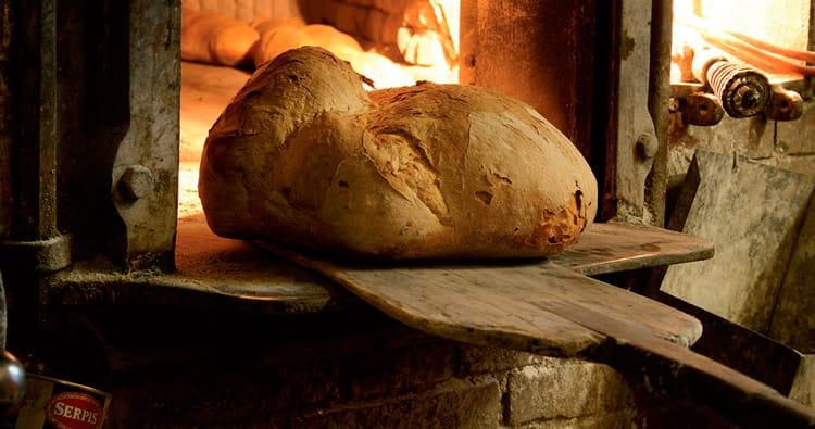 El pan en el Lluçanès