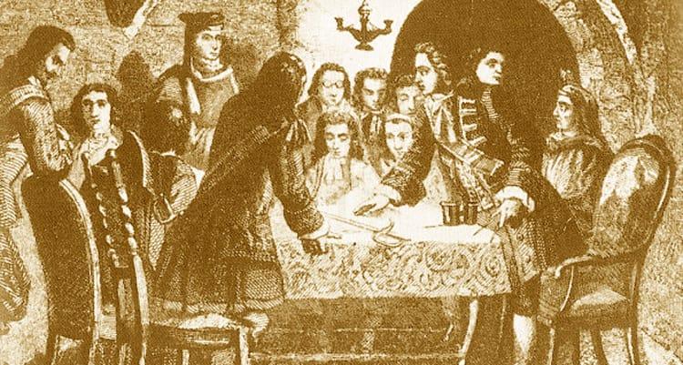 Los protagonistas del asedio de 1714