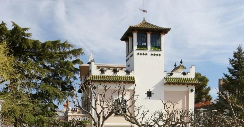 Veraneantes y Modernismo en Hostalets de Pierola