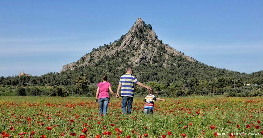 Lugares picasianos en Horta de Sant Joan