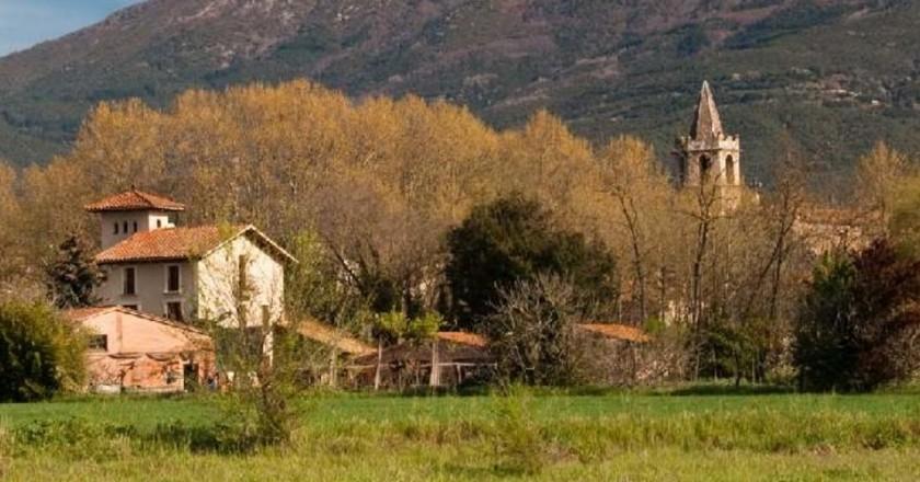 Itinerario por las fábricas de Santa Maria de Palautordera