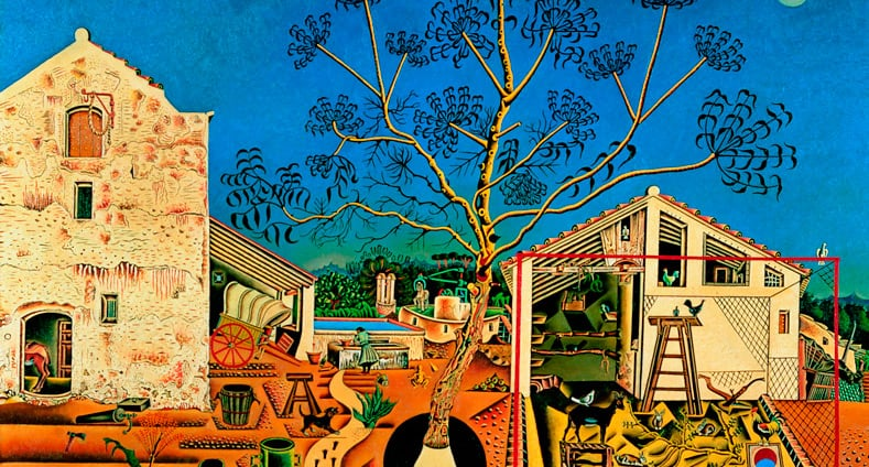 Joan Miró, Mont-Roig Inspiré