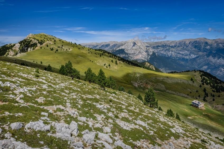 La Gallina Pelada de Font Freda (Sierra de Ensija)