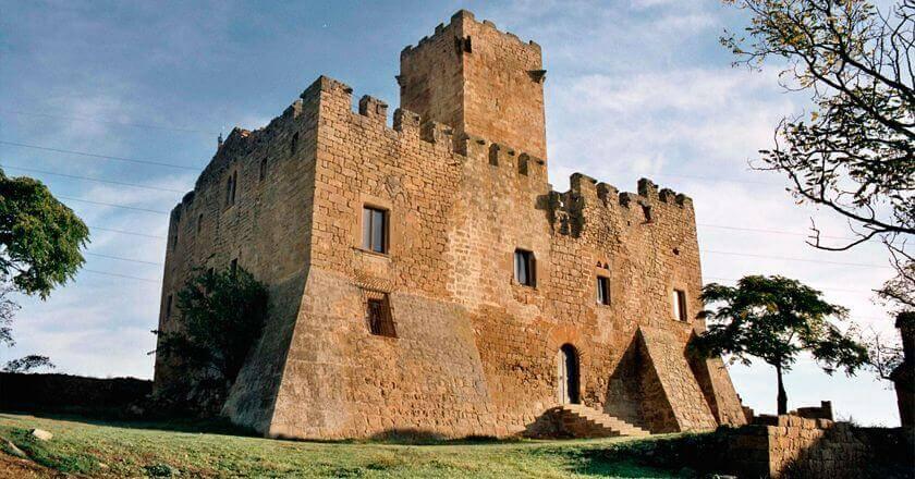 La Segarra, terra de castells
