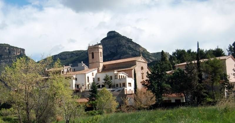 Promenade culturelle de Saint-Sébastien à Bigues i Riells