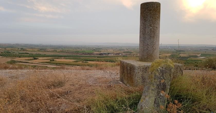 Route of the Fita Alta in Sidamon