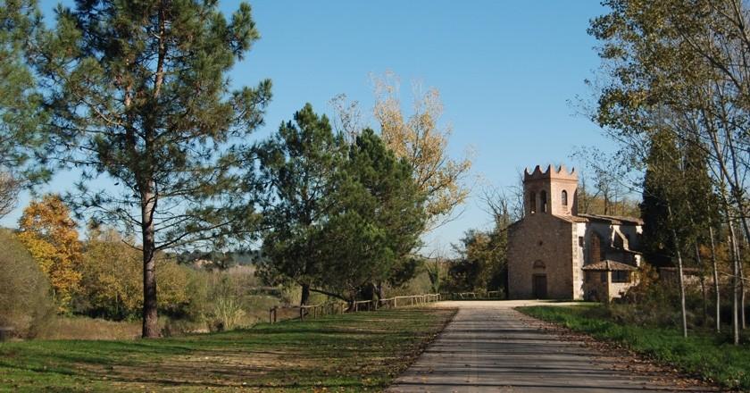 Route de la Tourdera: d'Hostalric à Malgrat de Mar