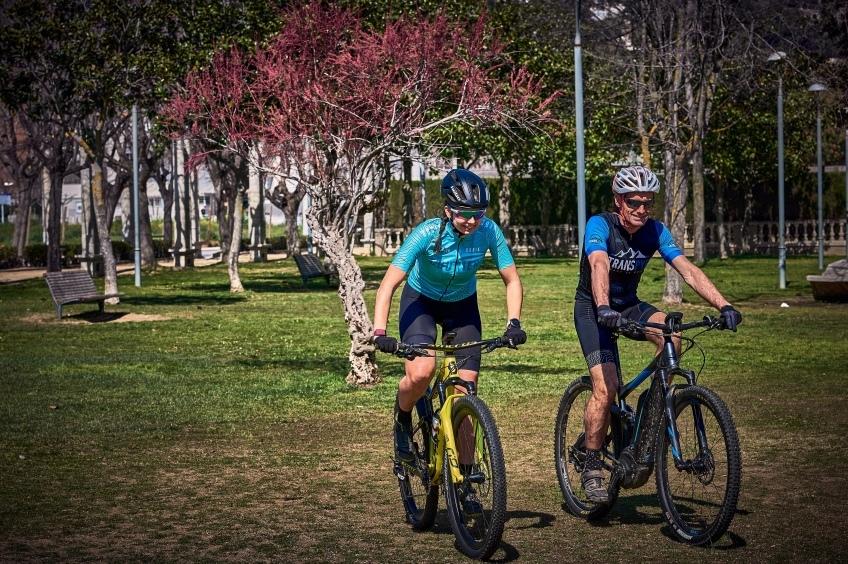 Ruta de les ermites de Santa Susanna amb bicicleta