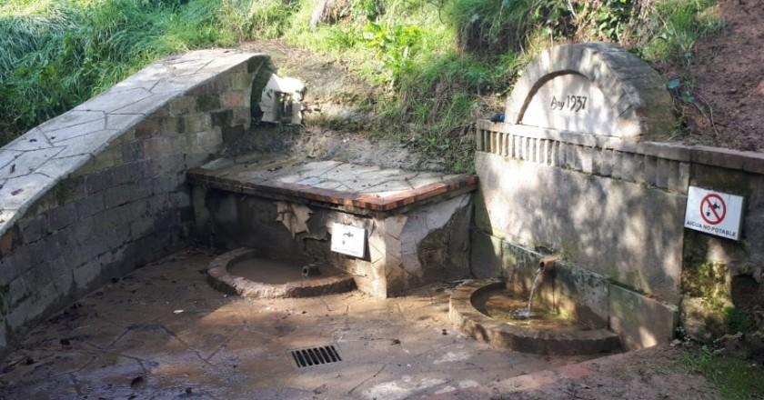 Ruta de las fuentes de Gironella