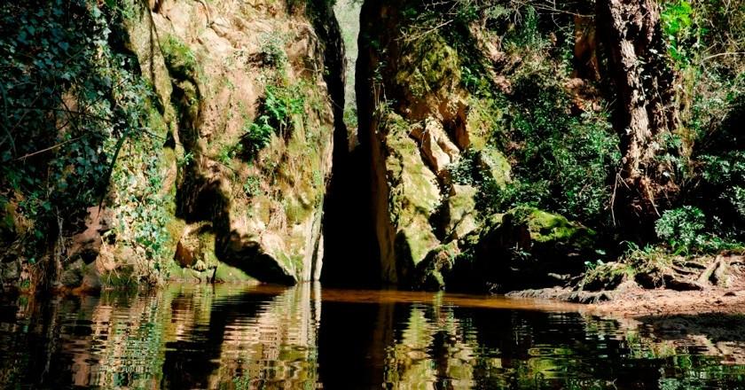 Route des Piscines de Salenys