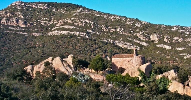 Route of the three hermitages in Olesa de Montserrat