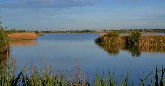 Ivars Lake and Vila-sana Route