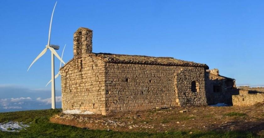 Route romane à travers Santa Coloma de Queralt, Llorac et Talavera