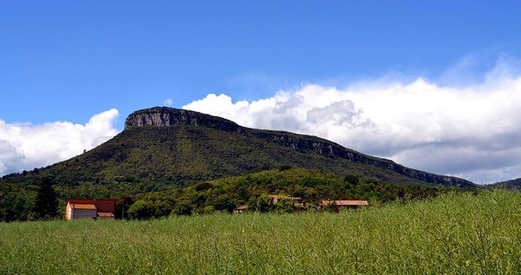 Ruta del volcà de la Banya del Boc