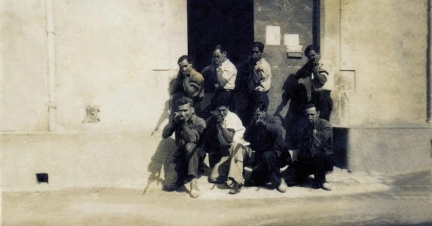 Route urbaine: Caldes de Malavella au temps des guerres (1936-1945)