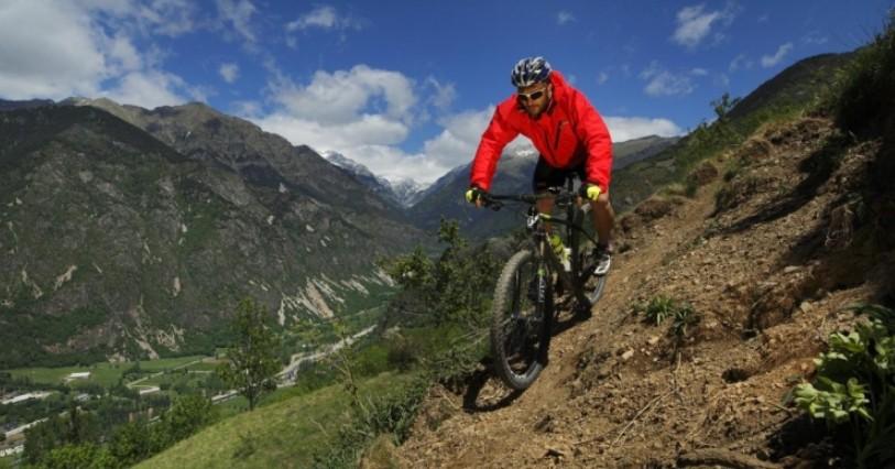 Itinéraires cyclistes dans la vallée de Boí