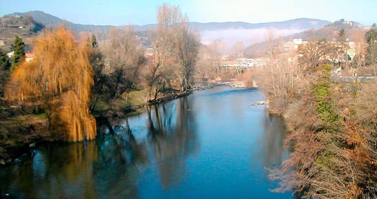 Following the river La Mugueta