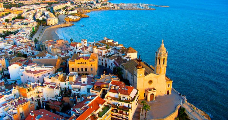 Sitges, un pueblo accesible