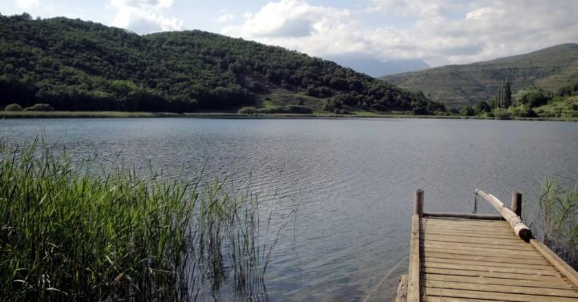 Tour du lac de Montcortes
