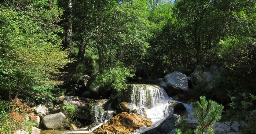 Vuelta al río Carboner en Setcases
