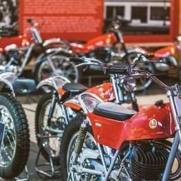 Exposición temporal 50 años de Cota en el Museo Moto Bassella