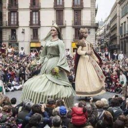 Festes de Santa Eulàlia a Barcelona