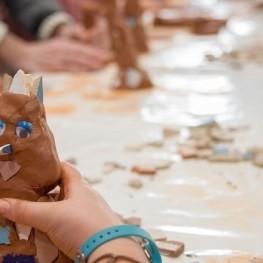 Christmas activities at the Palau Güell