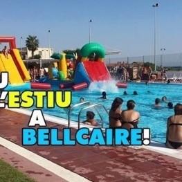 Activitats d'estiu a Bellcaire d'Urgell