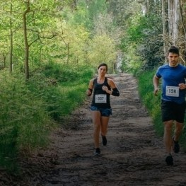 Almogàvers Race en Sant Gregori