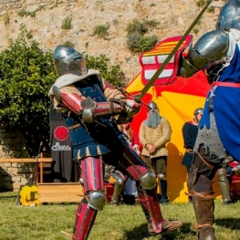 House · Medieval Fair of Banyoles