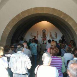 Pèlerinage de San Pedro à Guissona