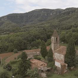 Pilgrimage of Santa Lucía in Sant Aniol de Finestres